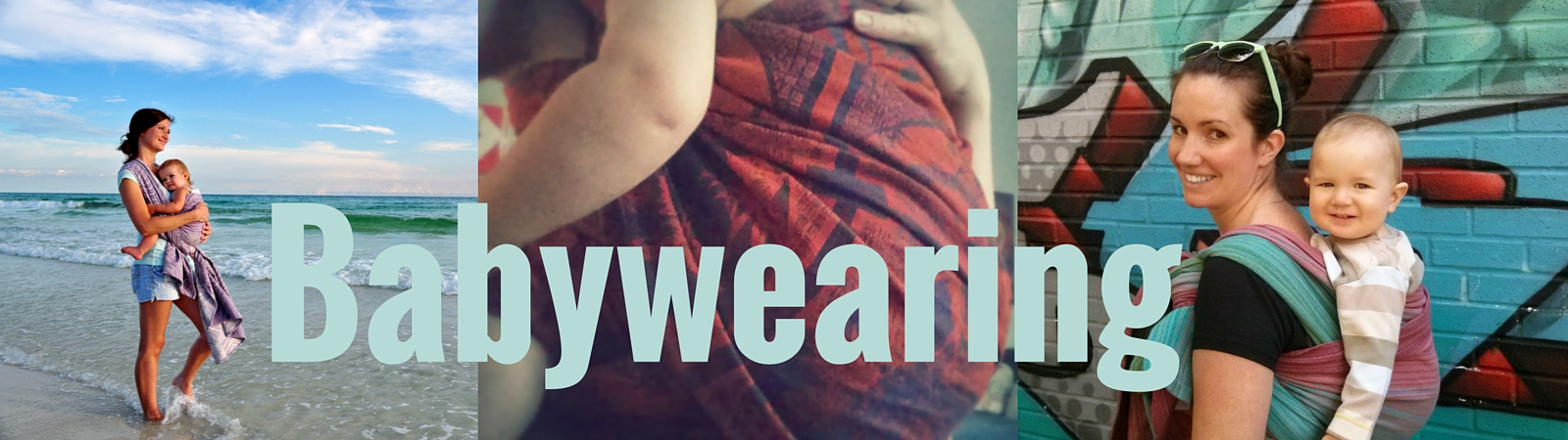 Montreal Babywearing Workshop shows you how to use a babycarrier